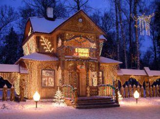 Белоруссия 2020. В гостях у Деда Мороза