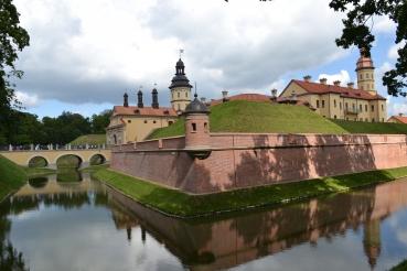 Nesvizh Castle (Niasvizh Castle)