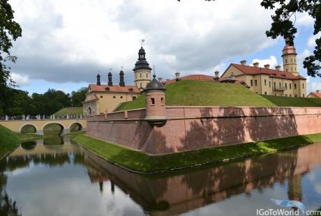 Nesvizh Castle (Schloss und Schlosskomplex)