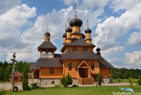 "Museum of folk crafts and technologies ""Dudutki"""